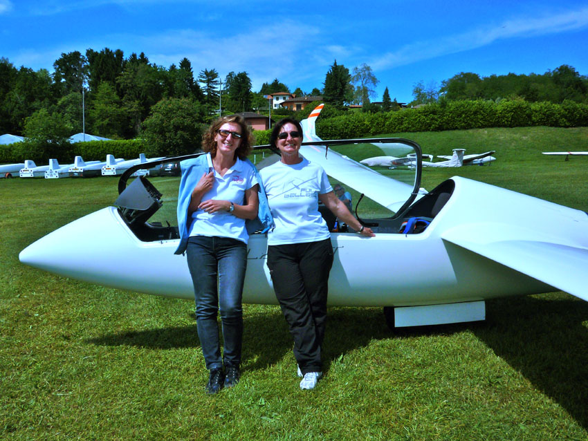 Laura & Margot