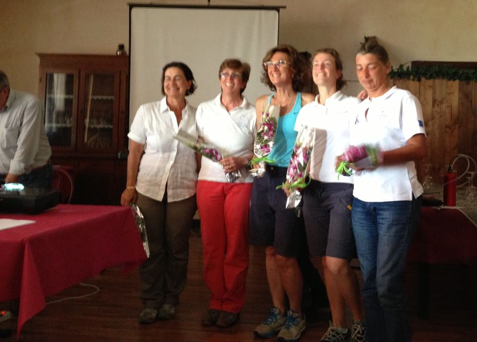 Premiazione FlyPink